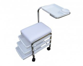 Manicure chair Equipped with 3 storage drawers