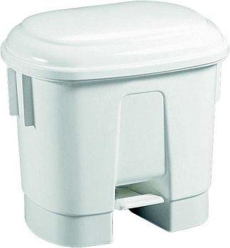 Waste basket with foot pedal - 30 Litres - Polypropylene