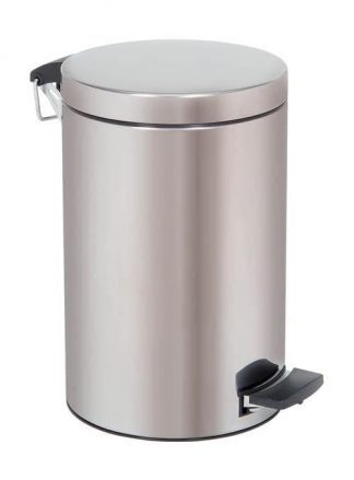 Waste basket with foot pedal - 12 Litres