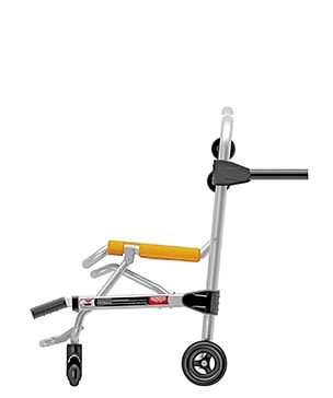 The world's lightest evacuation chair - 4Bell series