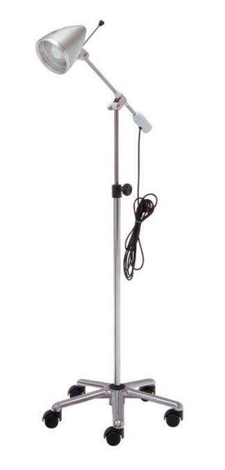 Examination lamp - Light bulb 100W - Steel base