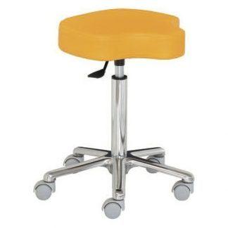 Triform chair - Aluminium base