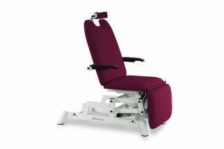 Electric treatment table for ophthalmology - 2 motors - Trendelenburg