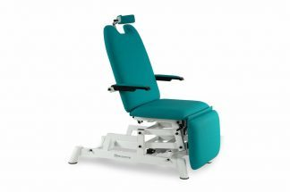 Electric treatment table for ophthalmology - Trendelenburg