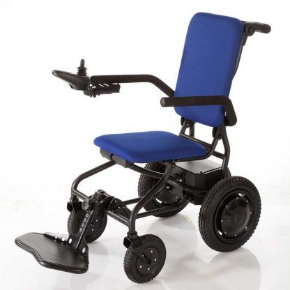 Fold & Go - Electronical Foldable wheelchair