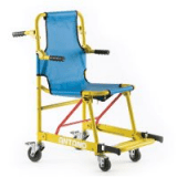 Evacuation and rescue chairs