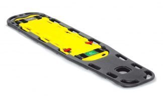 Integrated pediatric and adult spinal boards - 2 in 1