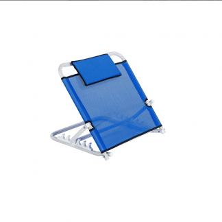 Adjustable backrest for beds
