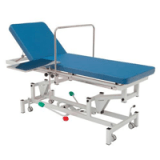 Tarse - Electrical podiatry exam chair - 3 sections - Rotatable (240°)
