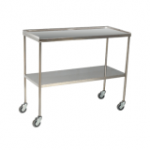 Surgical instrument tables
