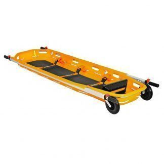Stretcher with wheels