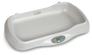 Child scale - Large liggsurface - Max 15 kg