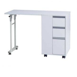 Smart manicure table - Foldable function to save space