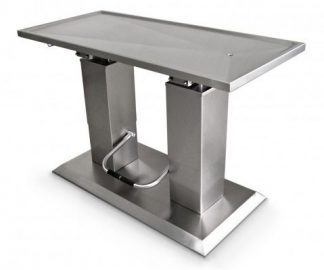Hydraulic 2 column surgery table with flat top