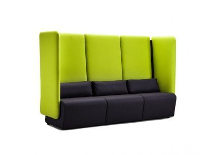 MONT - Modular furnitures with couches and armchairs